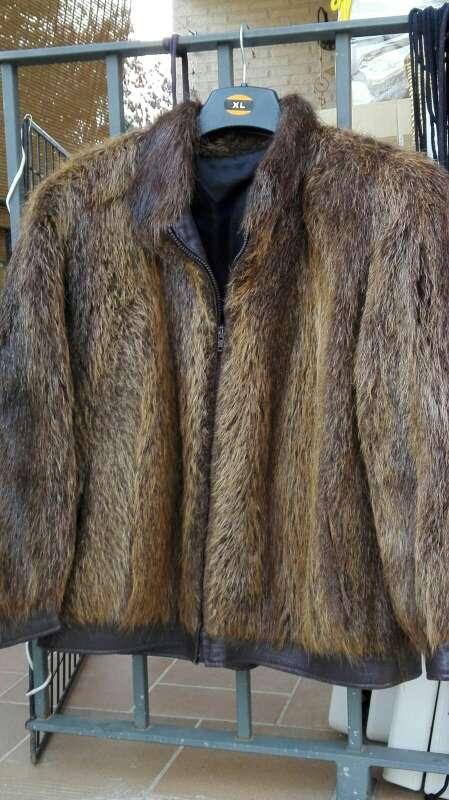 Imagen chaquetón nutria