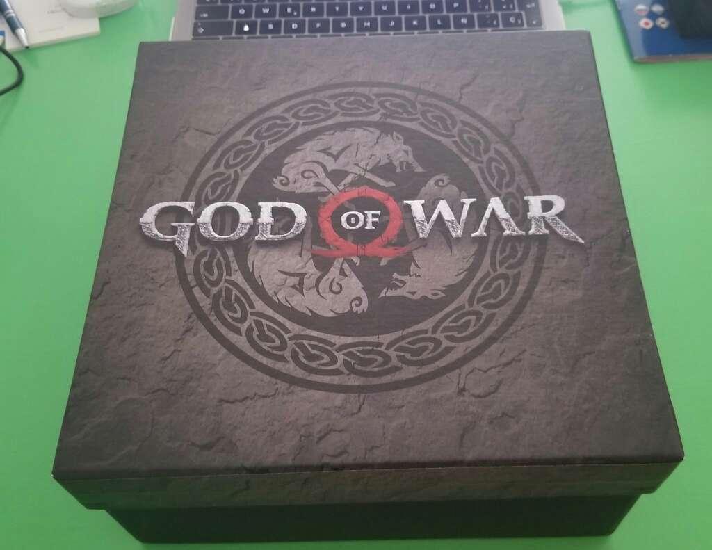 Imagen God Of War Edicion Especial