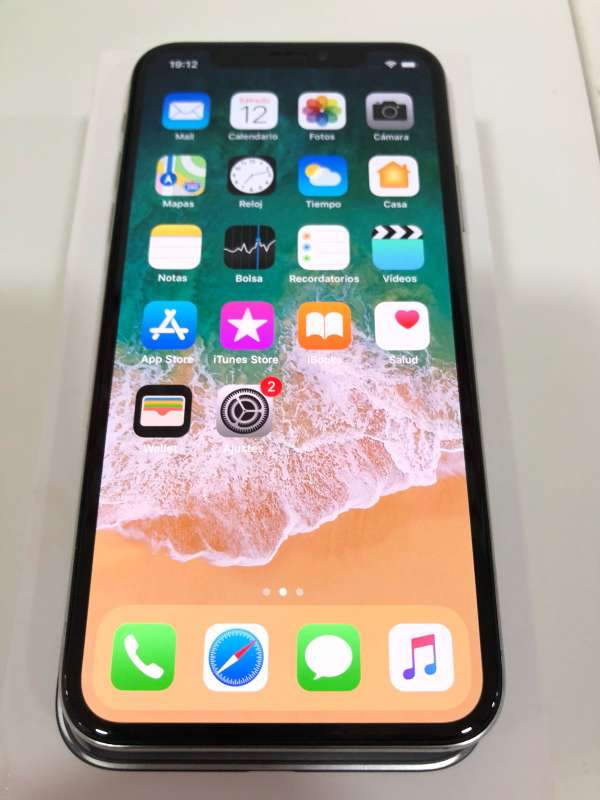 Imagen producto IPhone X 256Gb 2