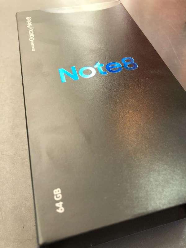 Imagen Galaxy Note 8