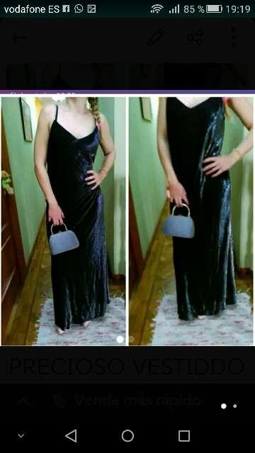 Imagen producto Vestido largo. 1