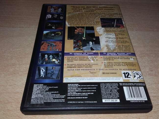 Imagen producto Jedi knight dark forces II 2