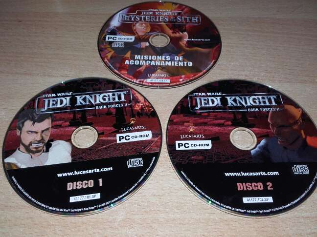 Imagen producto Jedi knight dark forces II 3