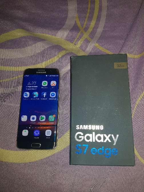 Imagen producto Samsung  galaxy s7 edge  1