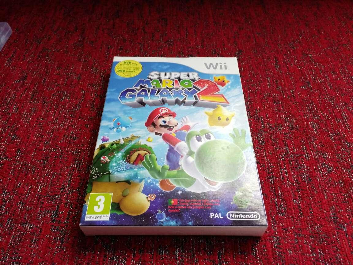 Imagen Super Mario galaxy 2, precintado