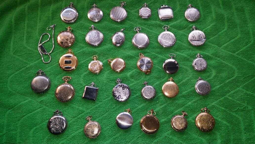Imagen producto Relojes de bolsillo 2