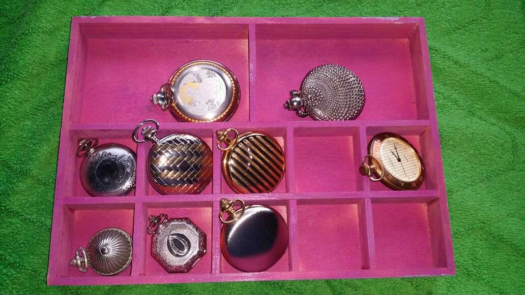 Imagen producto Relojes de bolsillo 5