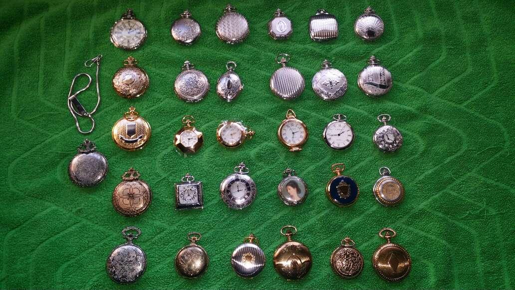 Imagen producto Relojes de bolsillo 3
