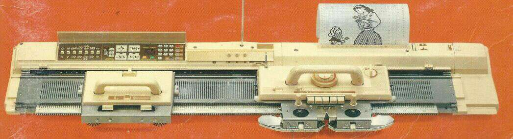 Imagen producto Máquina de tricotar  1