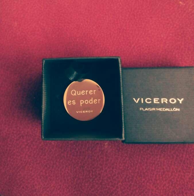 Imagen medallón viceroy