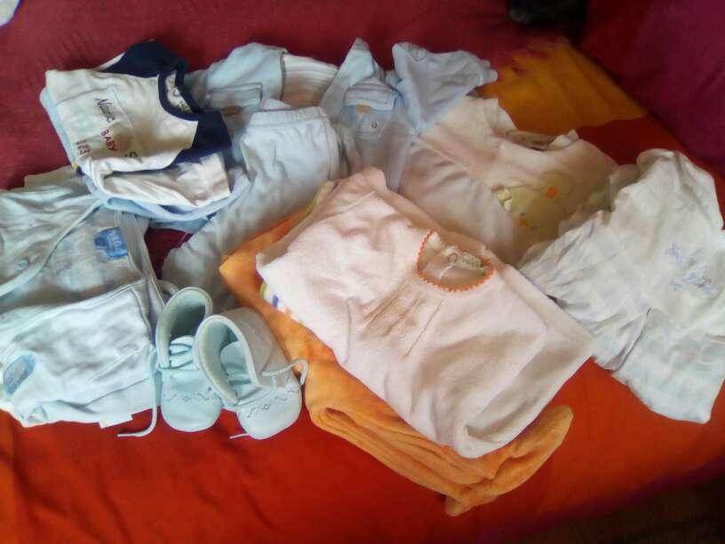 Imagen Lote ropa bebe
