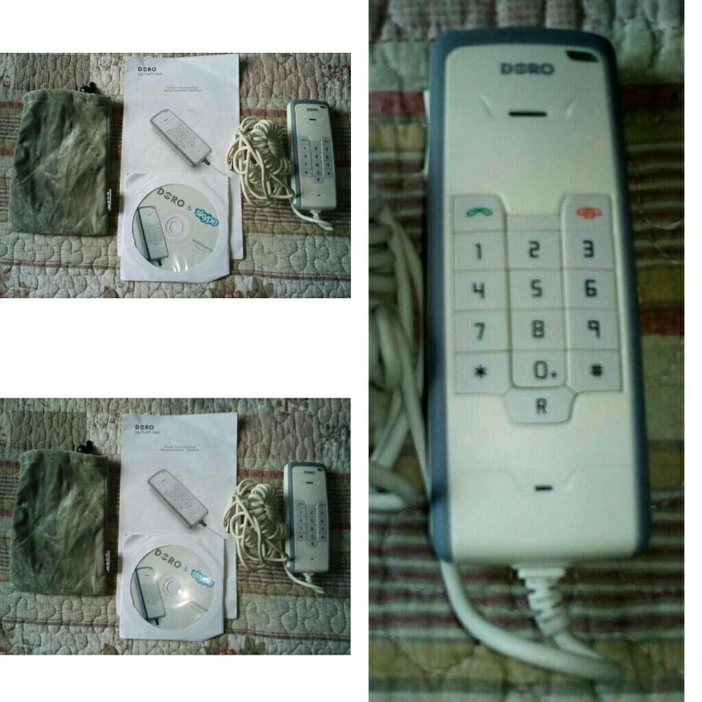 Imagen Teléfono Usb Skype ( Nuevo )