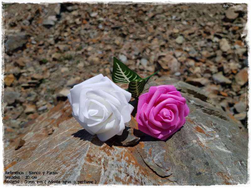 Imagen producto Flores perfumadas 2