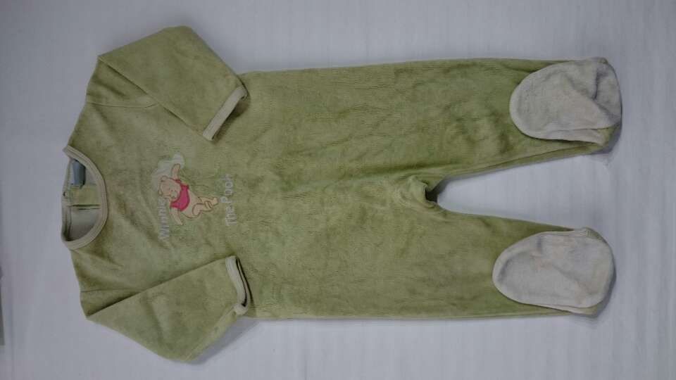 Imagen Pijama terciopelo Disney