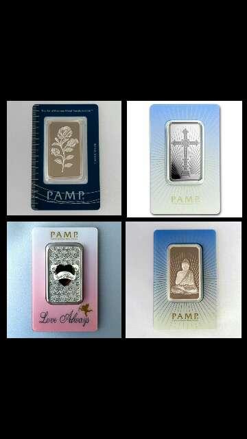 Imagen producto Lote variado oro , plata , meteoritos  2