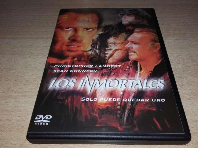 Imagen LOS INMORTALES  ( DVD )
