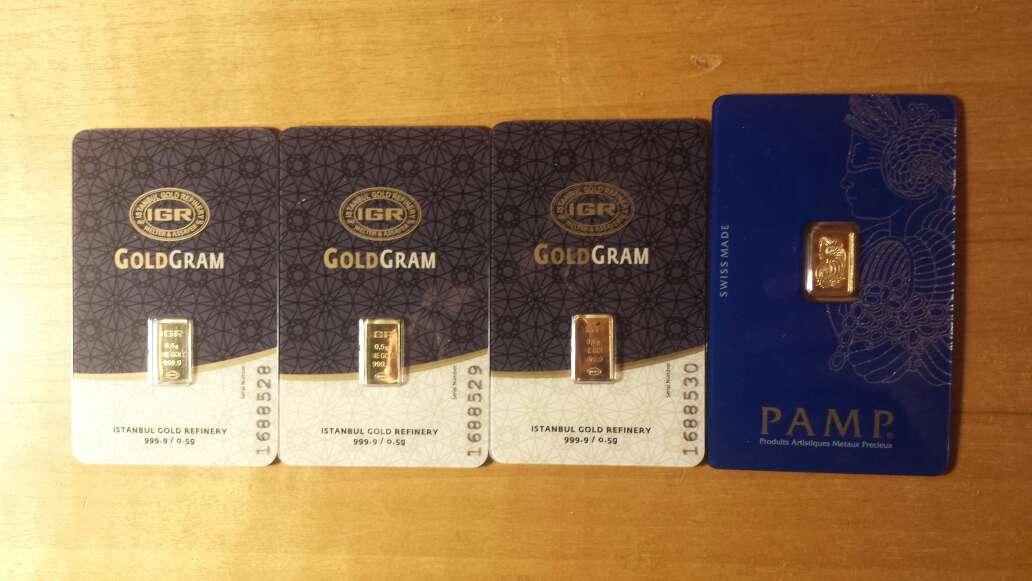 Imagen plata 999 y oro 999 24 k económico