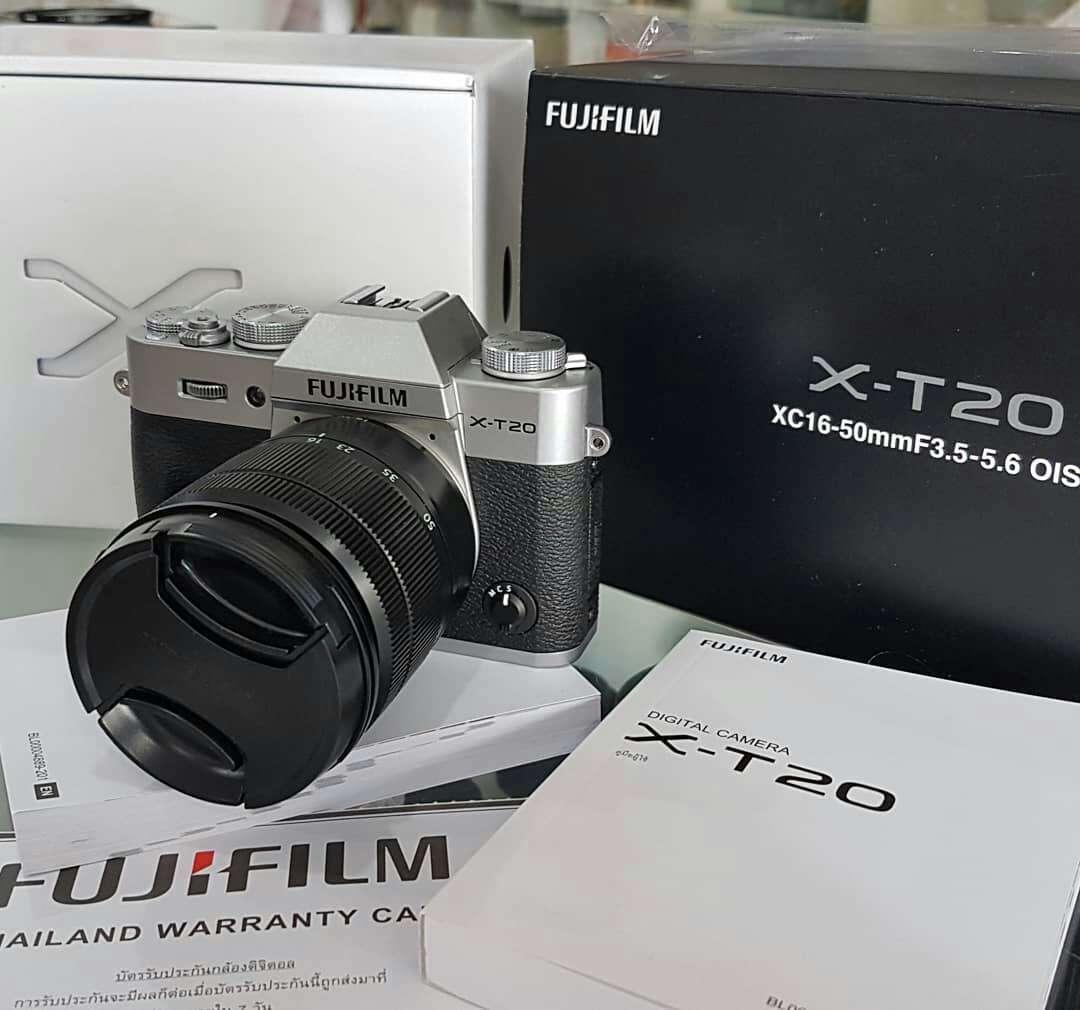 Imagen producto Fujifilm X-T20 3