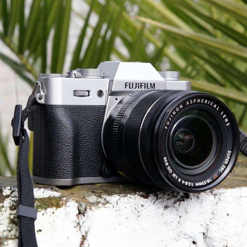 Imagen Fujifilm X-T20