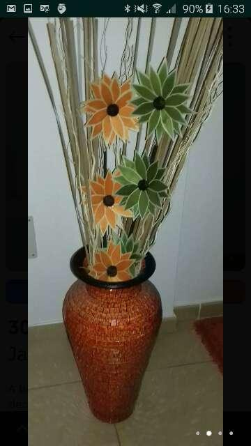 Imagen producto Jarrón de suelo con decoración  5