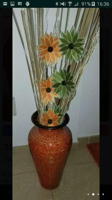Imagen producto Jarrón de suelo con decoración  4