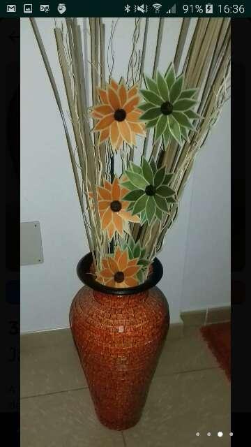 Imagen producto Jarrón de suelo con decoración  3