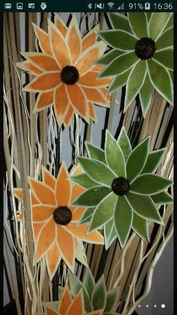 Imagen producto Jarrón de suelo con decoración  2