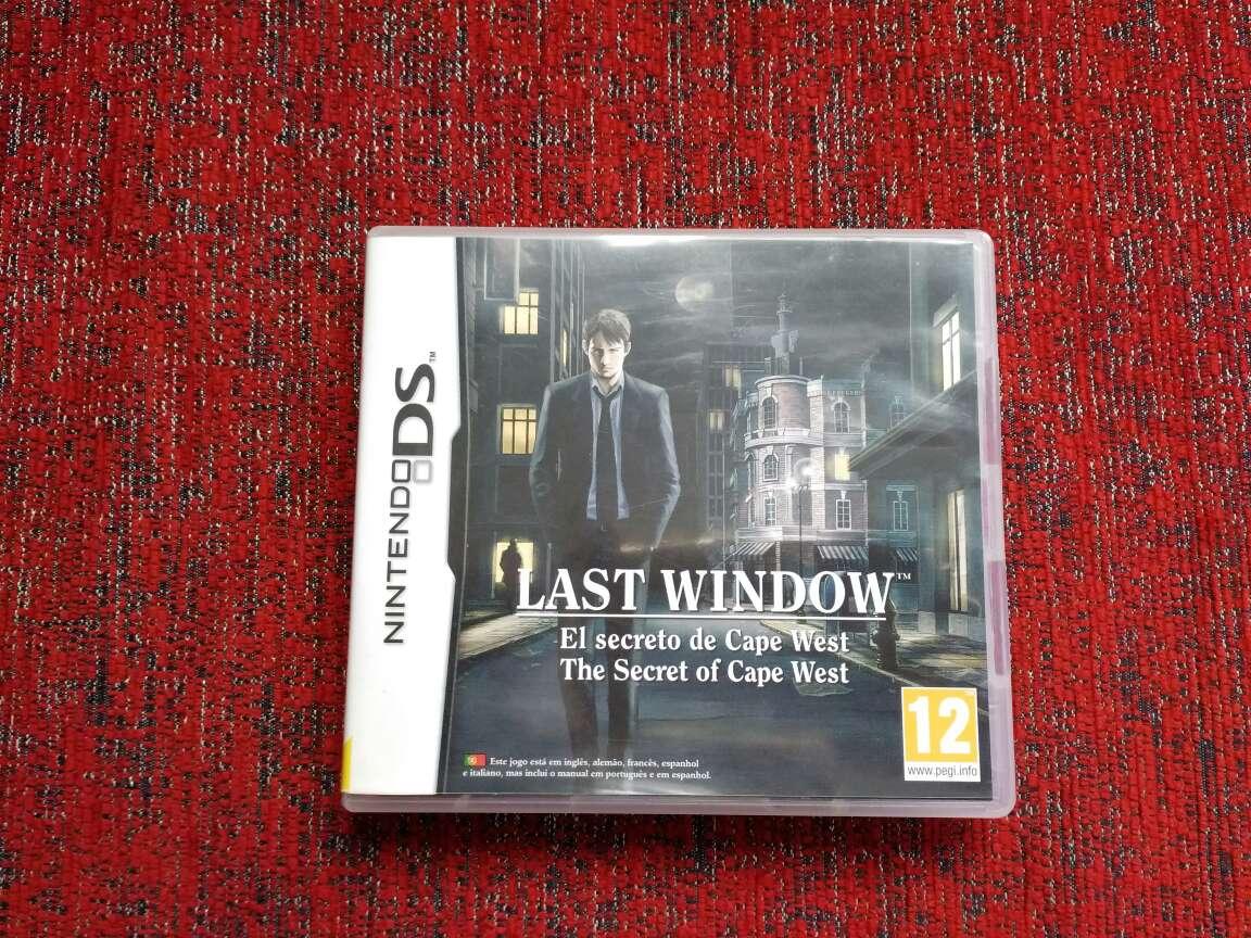 Imagen Last window el secreto de cape West, ds