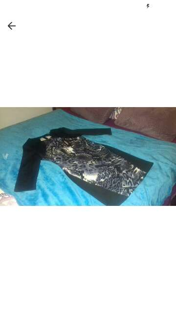 Imagen producto Vestido Morgan talla M  7