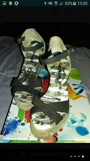 Imagen Zapato de verano Desigual 36/37
