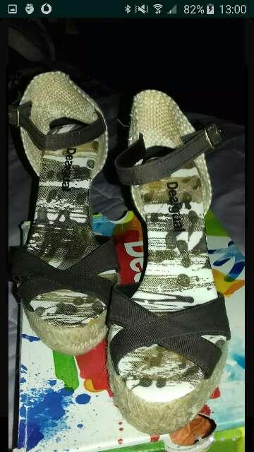 Imagen producto Zapato de verano Desigual 36/37 3