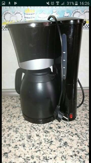 Imagen Cafetera de cafe