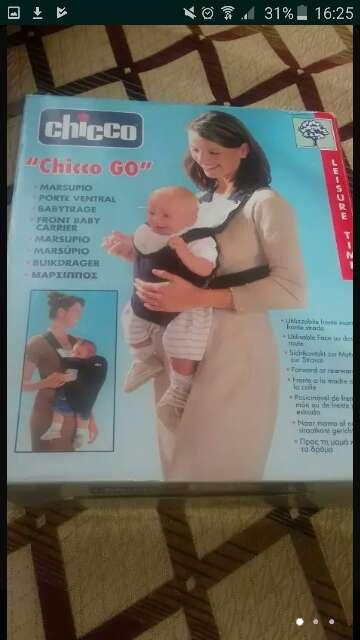 Imagen Mochila porta bebé