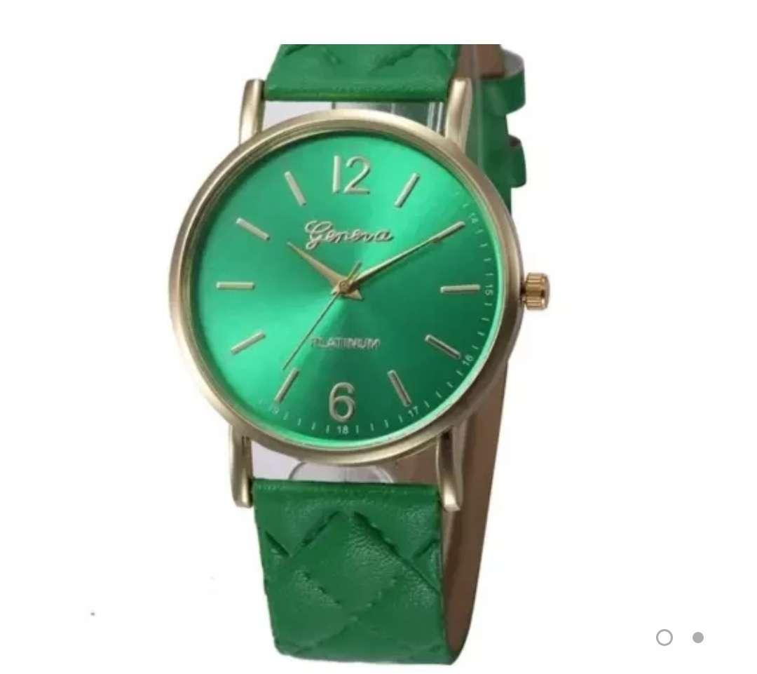 Imagen Reloj verde