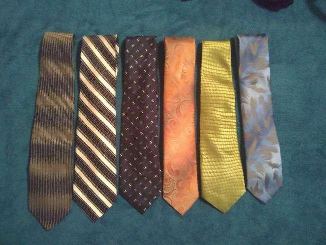 Imagen corbatas modernas
