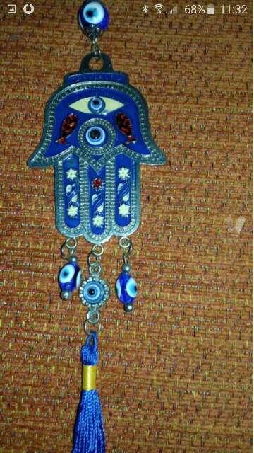 Imagen producto Adorno decorativo con ojo turco 4