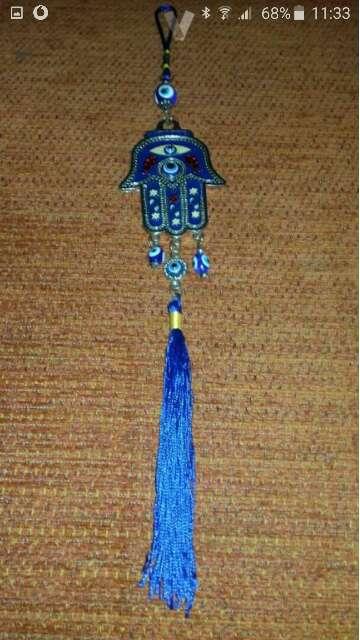 Imagen Adorno decorativo con ojo turco