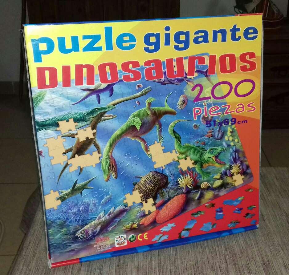 Imagen producto Puzle de dinosaurios  3
