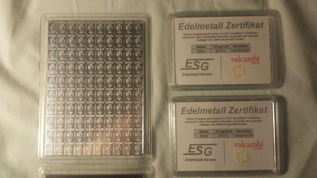 Imagen producto 170 gramos de plata pura 999  3