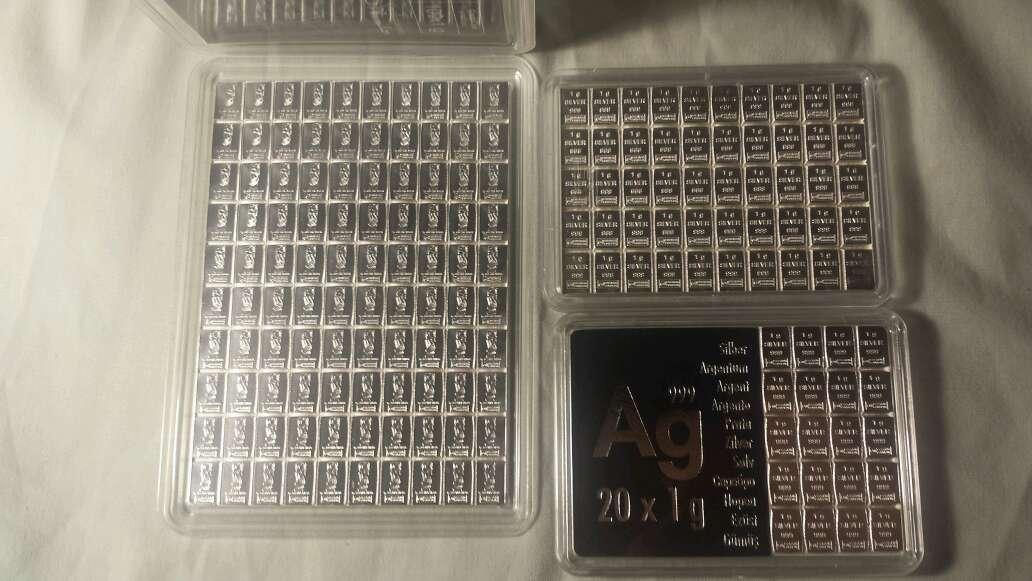 Imagen producto 170 gramos de plata pura 999  2