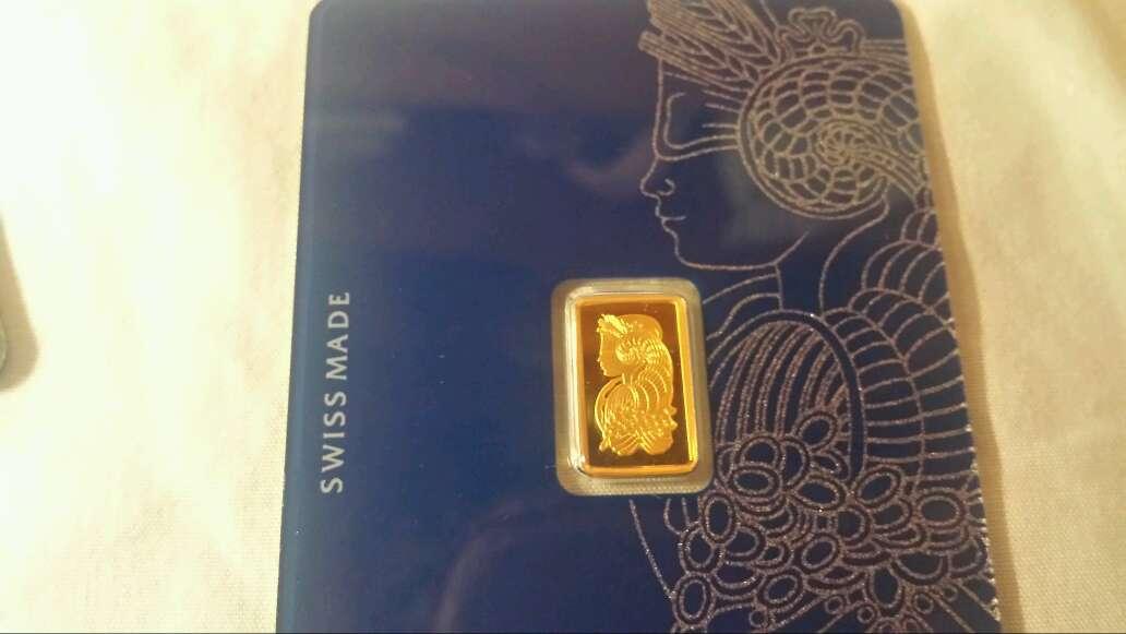 Imagen producto 1,10 gramos de oro puro 999  3