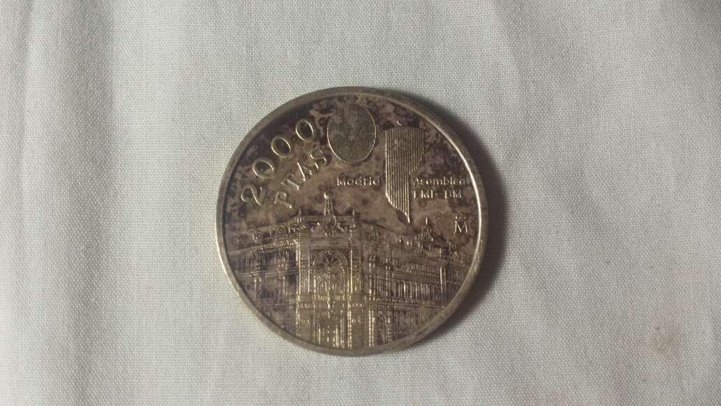 Imagen Moneda de 2000 ptas de plata