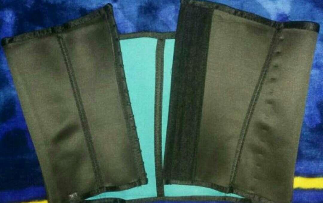 Imagen producto Faja corset colombiana nueva reductora  3