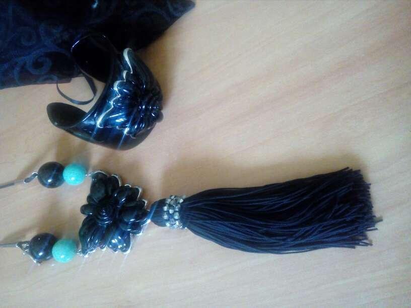 Imagen producto Conjunto de pulsera y collar 5