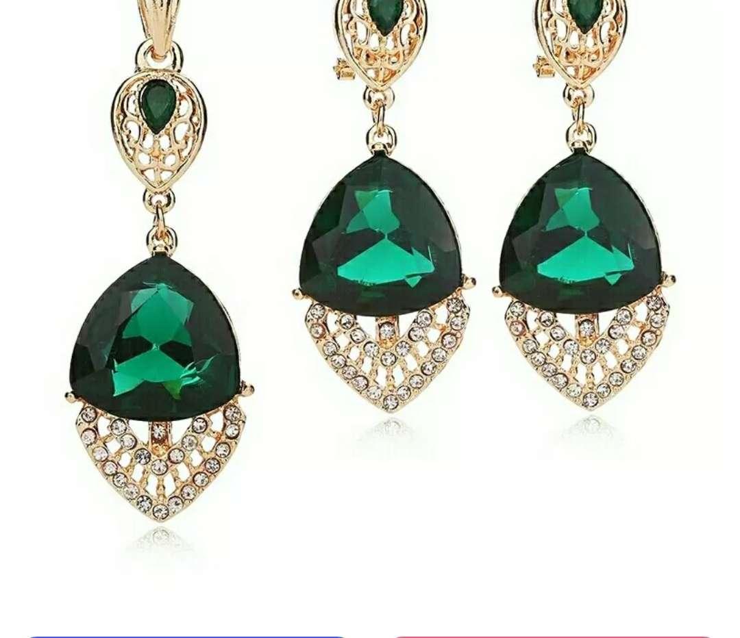Imagen Conjunto vitange verde