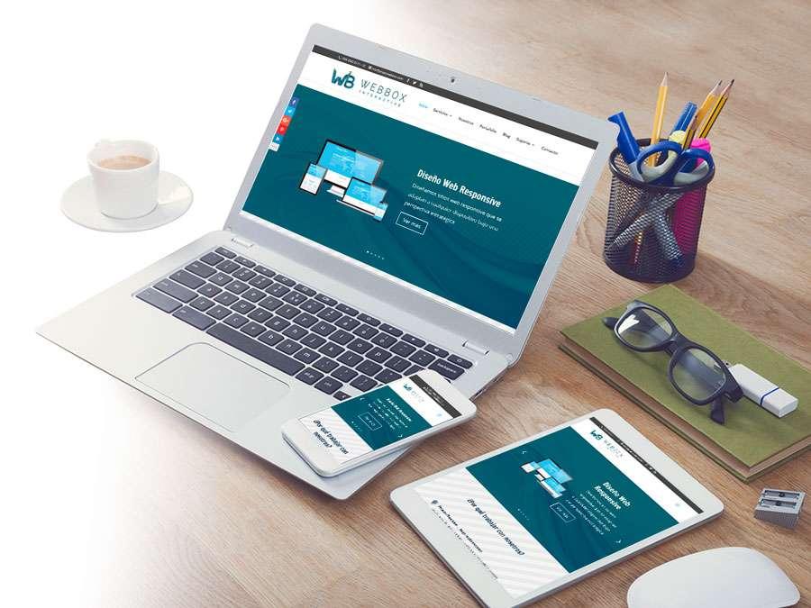 Imagen Diseño web