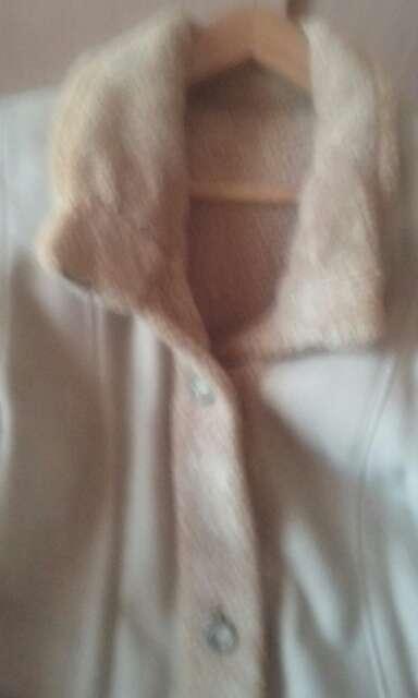 Imagen producto Abrigo piel forrado 2