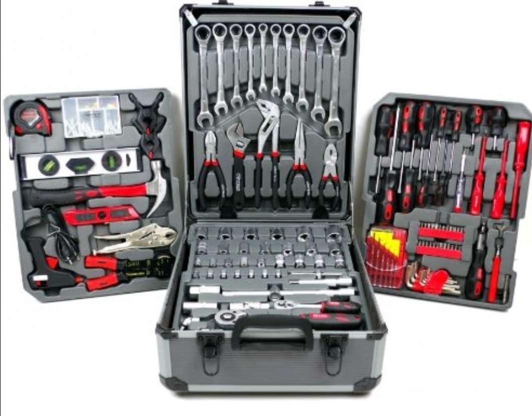 Imagen producto Troller herramientas 226piezas  2