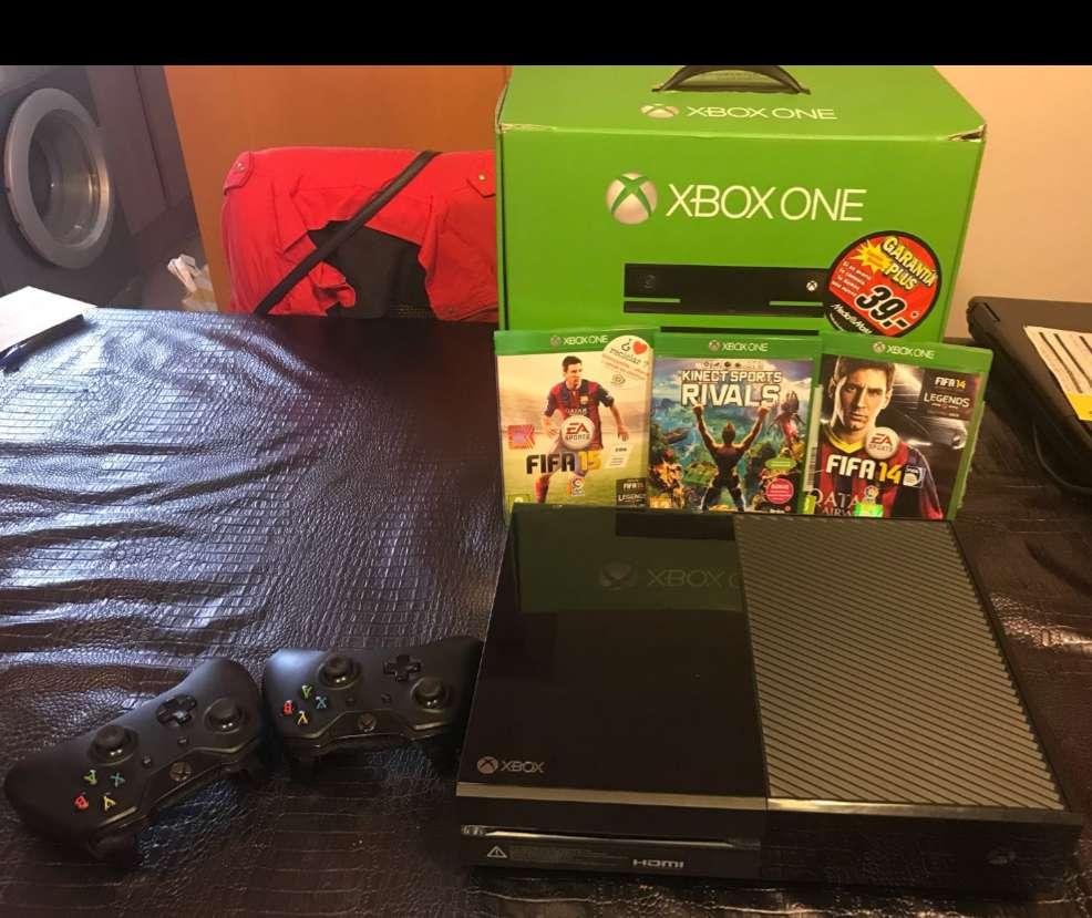 Imagen Vendo Xbox one