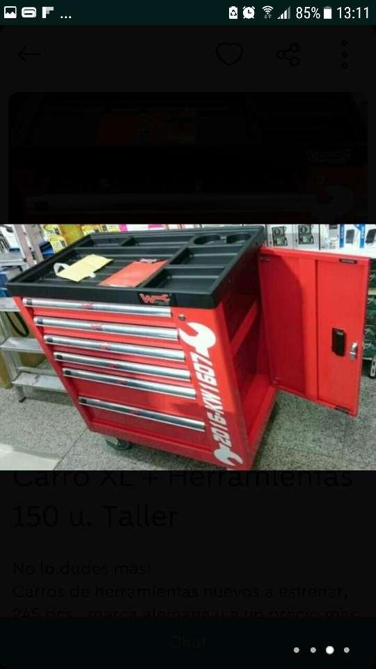 Imagen producto Carro herramientas XL  4